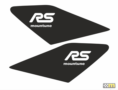 mountune Dynamic Wing Splash Focus RS