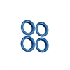 RSR CENTER RING - BLUE - CORNER DESIGNATION SET OF FOUR