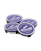 fifteen52 Super Touring Center Cap Set - Blue/Chrome