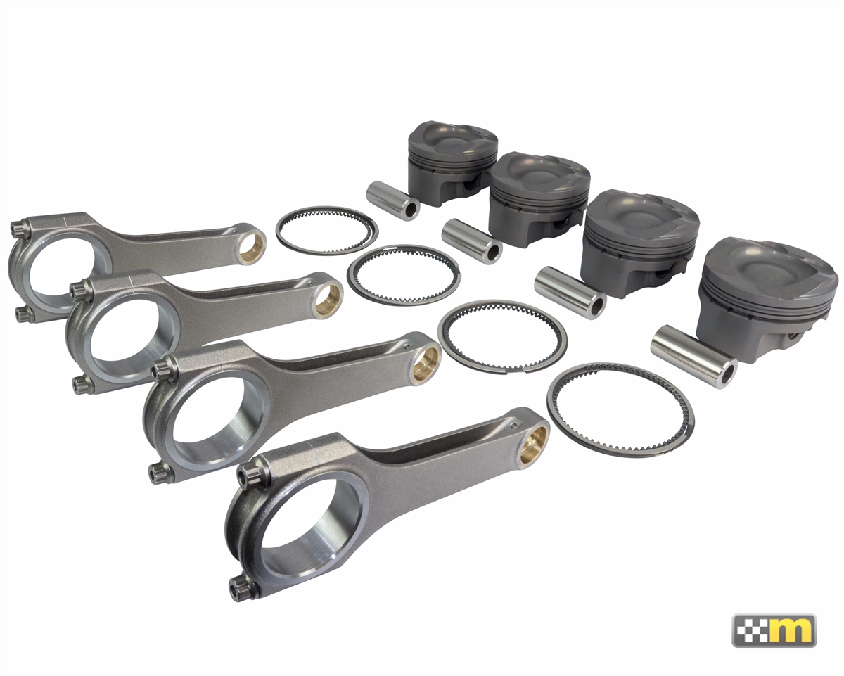 mountune Forged 1 6L EcoBoost Engine Component Kit