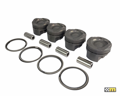 mountune Forged Piston Set, 1.6L EcoBoost