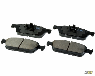 mountune RS-R Front Brake Pad Set - Focus ST 2013-2018