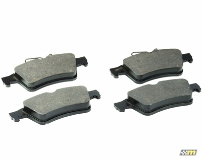 mountune RS-R Rear Brake Pad Set, Focus ST 2013-2017