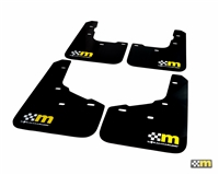 mountune Rally Armor Mud Flap Set Fiesta ST