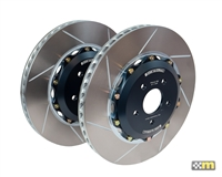 Lightweight 2 Piece Brake Rotor kit- Focus RS A1-169