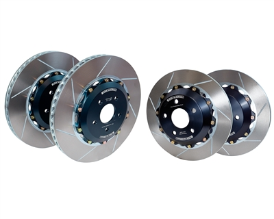 Lightweight 2 Piece Brake Rotor  - Focus RS A1-169K