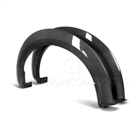 2017-2020 Ford Raptor Carbon Fiber Type-OE Rear Fender Flares Pair