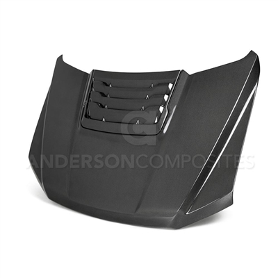 2017-2020 Ford Raptor Type-OE Carbon Fiber Hood