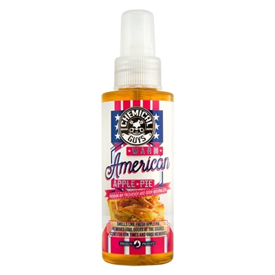 Chemical Guys Warm Apple Pie Premium Air Freshener & Odor Eliminator