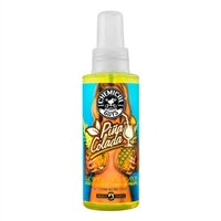 Chemical Guys Piña Colada Scent Premium Air Freshener & Odor Eliminator