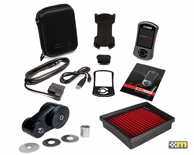 Fiesta ST 2014-2018 COBB V3 Accessport ECU Flasher, High Flow Air Filter, mountune Calibration & Roll Restrictor Package