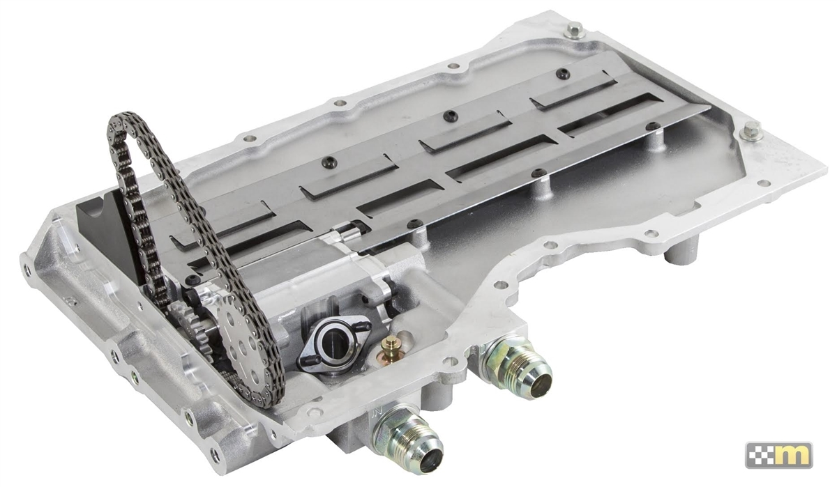 Mountune dry sump kit ford mustang 2 3l
