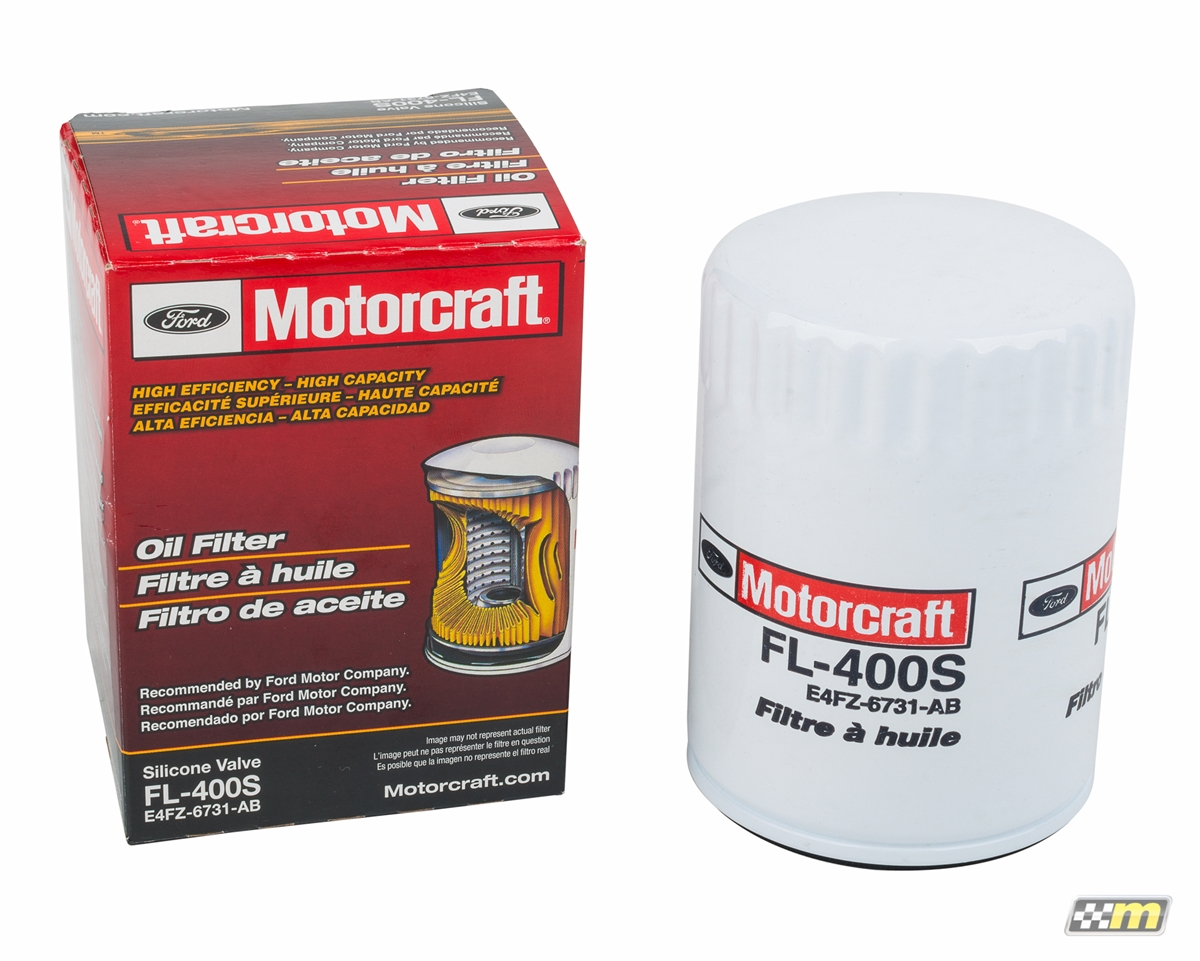 motorcraft oil filter fl 400 s focus st fiesta st. Black Bedroom Furniture Sets. Home Design Ideas