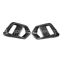 2016-2018 Ford Focus Rs Carbon Fiber Fog Light Surrounds