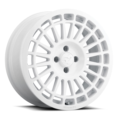 fifteen52 Integrale Wheel - 17x7.5 - Rally White - Fiesta ST