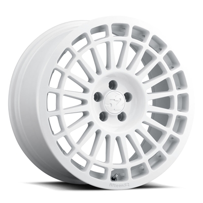 fifteen52 Integrale Wheel - 18x8.5 - Rally White - Ford Focus ST & RS