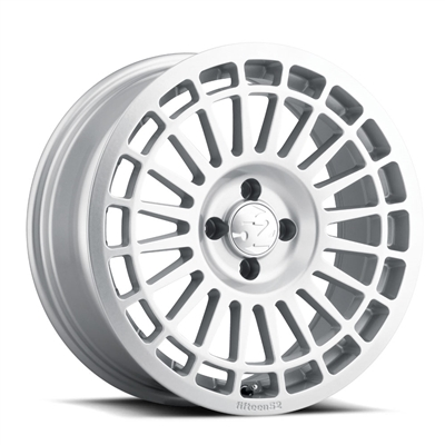 fifteen52 Integrale Wheel - 17x7.5 - Speed Silver - Ford Fiesta ST