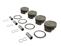 Supertech Forged Piston Set 2.0L EcoBoost P4-FECO20-88-N7H13 | Mountune