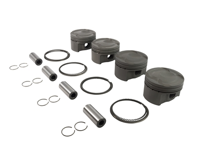 Supertech Forged Piston Set 2.3L EcoBoost P4-FECO23-875-N6H13 | Mountune