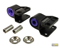 Powerflex Street Front Control Arm Anti-Lift & Caster Offset Rear Bushings - Focus ST PFF19-1802GBx2