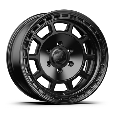 fifteen52 Traverse HD 17x8.5 Asphalt Black - Ranger / Bronco