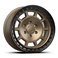 fifteen52 Traverse HD 17x8.5 Block Bronze Ranger / Bronco