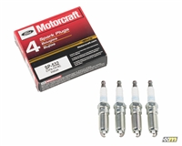 Motorcraft Spark Plug Set Sp-532 Ford Fiesta St Upgrades | Mountune