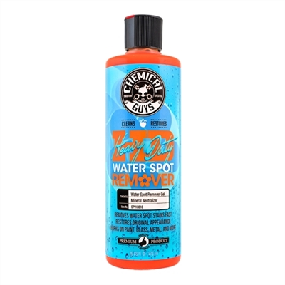Chemical Guys Heavy Duty Water Spot Remover (16 oz)
