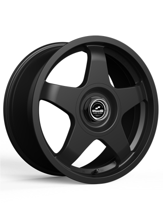 fifteen52 Chicane Super Touring Wheel - Asphalt Black - Focus ST