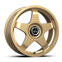 fifteen52 Chicane Super Touring Wheel - Gold - Fiesta ST