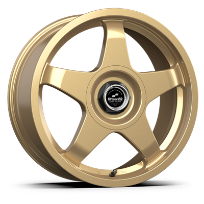 fifteen52 Chicane Super Touring Wheel - Gold - Focus ST