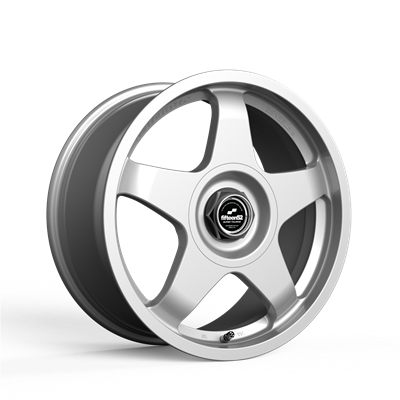 fifteen52 Chicane Super Touring Wheel - Speed Silver - Fiesta ST
