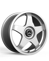 fifteen52 Chicane Super Touring Wheel - Speed Silver - Focus ST