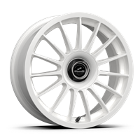 fifteen52 Podium Super Touring Wheel - Rally White - Fiesta ST