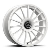 fifteen52 Podium Super Touring Wheel - Rally White - Focus ST RS