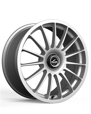 fifteen52 Podium Super Touring Wheel - Speed Silver - Focus ST RS