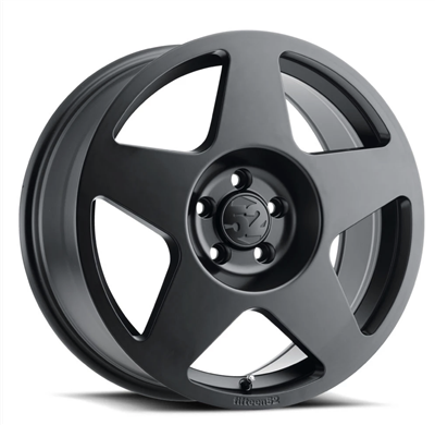 Fifteen52 Tarmac 18X8.5 Et42 5H108 Asphalt Black - Ford Focus Performance Upgrade | Mountune