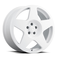 fifteen52 Tarmac Wheel - 18x8.5 - Rally White - Ford Focus ST & RS