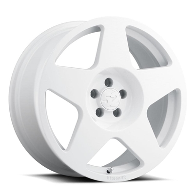 fifteen52 Tarmac Wheel - 18x8.5 - Rally White - Focus ST & RS