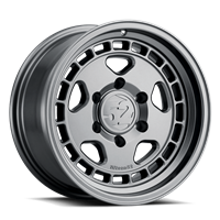 fifteen52 Turbomac HD [classic] - 17x8.5 - Carbon Grey - Ranger / Bronco