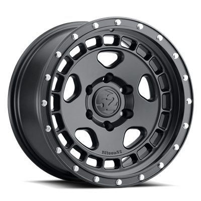 fifteen52 Turbomac HD Ford Raptor Wheel - 17x8.5 - Asphalt Black