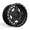 fifteen52 Turbomac HD Ford Raptor Wheel - 20x9 - Asphalt Black