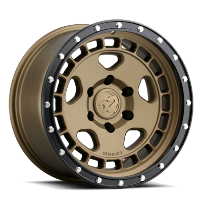 fifteen52 Turbomac HD Ford Raptor Wheel - 17x8.5 - Block Bronze