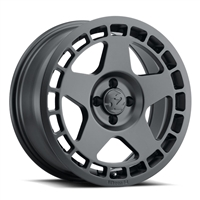 fifteen52 Turbomac Wheel - 17x7.5 - Asphalt Black - Ford Fiesta ST