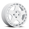 fifteen52 Turbomac Wheel - 17x7.5 - Rally White - Ford Fiesta ST