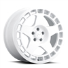 fifteen52 Turbomac Wheel - 18x8.5 - Rally White - Focus ST & RS