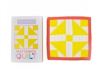 Matchbox Quilt: Yellow