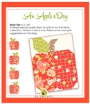 An Apple A Day Block