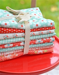 Red & Aqua Bundle
