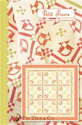 Baskets are classic, traditional and simple blocks for as long as quilting has. This quilt embodies simple basket in a vintage quilt sampler!